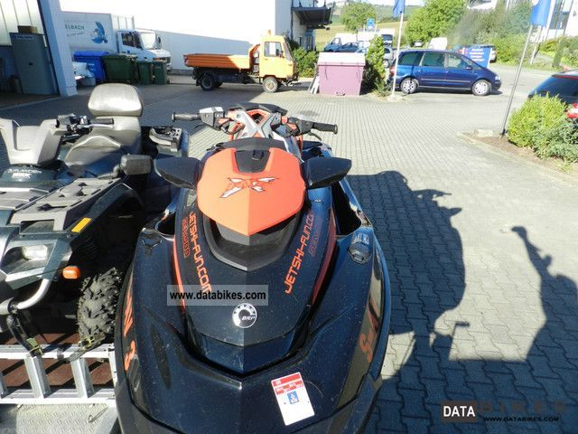 2011 BRP  SEA-DOO RXT X 260 RS model 2011 Motorcycle Other photo