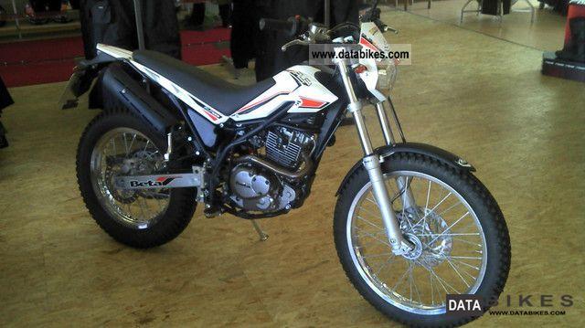 2012 Beta  Alp 200 Motorcycle Enduro/Touring Enduro photo