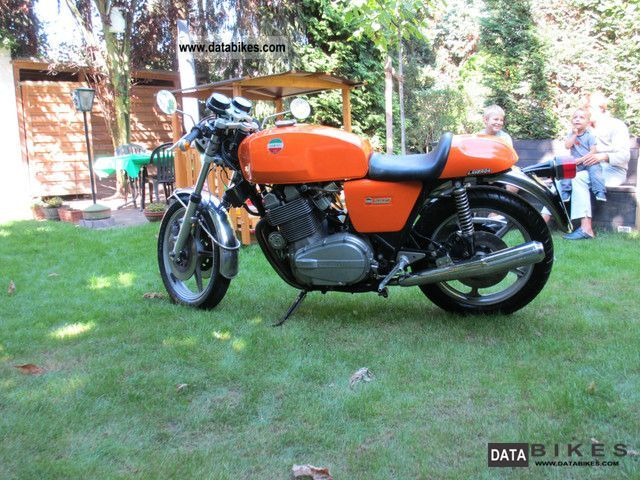 Laverda  1000 3CL 1978 Vintage, Classic and Old Bikes photo