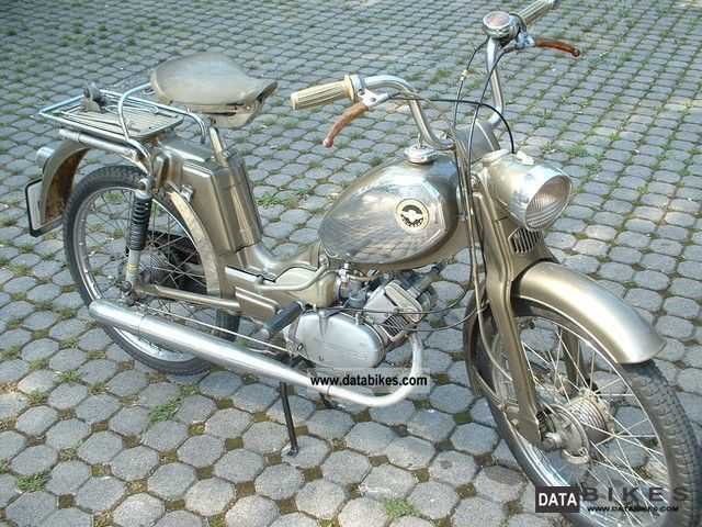 Zundapp  Zündapp M 25 climbers 1969 Vintage, Classic and Old Bikes photo