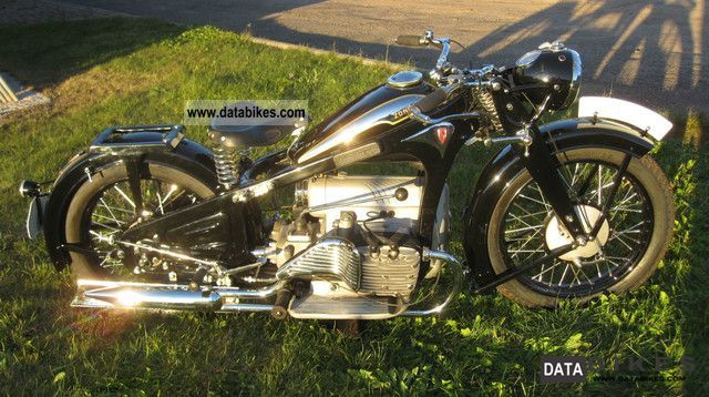 Zundapp  Zündapp K 800 1937 Vintage, Classic and Old Bikes photo