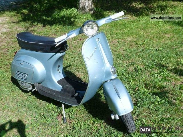 Vespa  50 L original condition, 1 Hand not restored 1967 Vintage, Classic and Old Bikes photo
