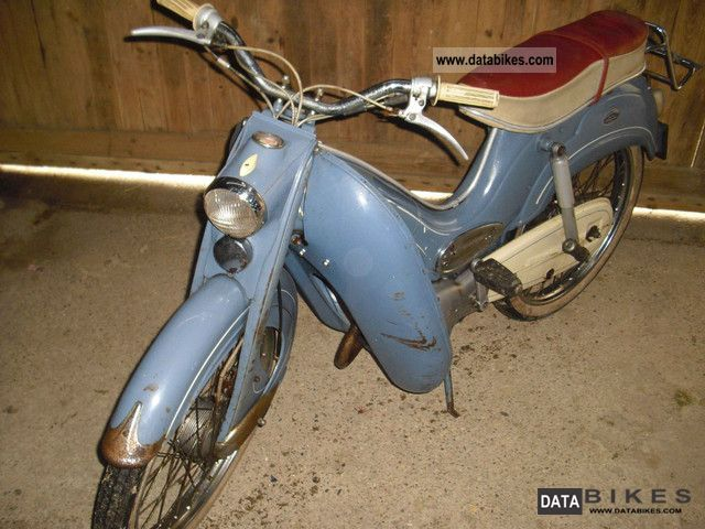 DKW  Bumblebee 1967 Vintage, Classic and Old Bikes photo