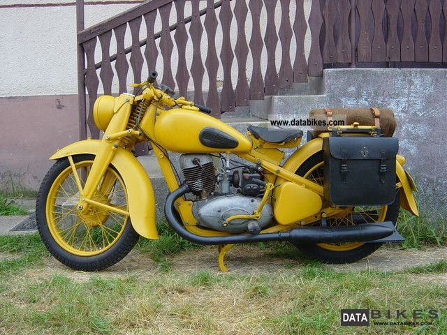 1938 DKW  NZ 350 Motorcycle Motorcycle photo