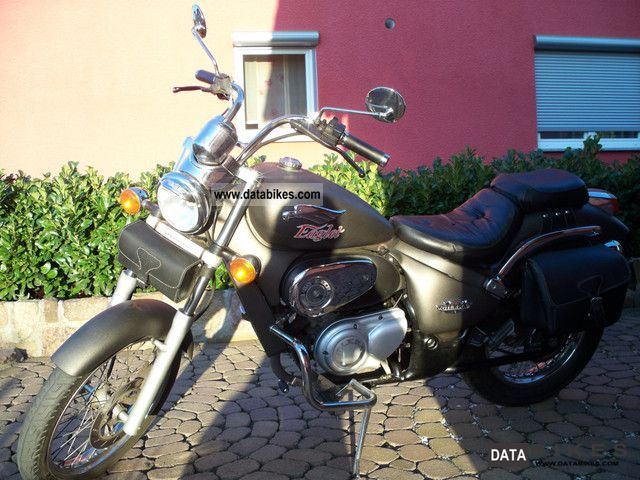 1996 Gilera  eaglet Motorcycle Chopper/Cruiser photo