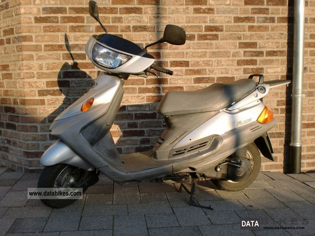 1996 MBK  Flame XC 125 T Motorcycle Scooter photo