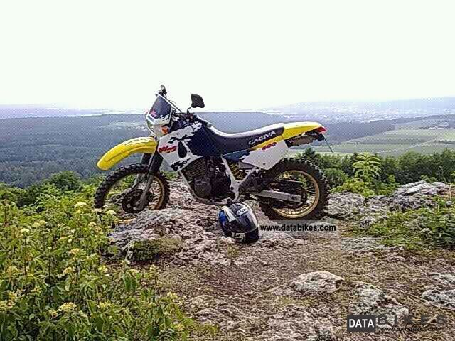Cagiva  w16 1997 Enduro/Touring Enduro photo