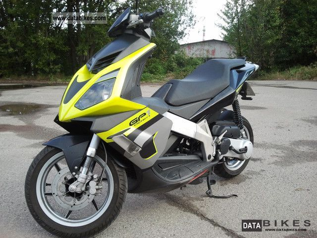 2009 Derbi  GP-1 Motorcycle Scooter photo