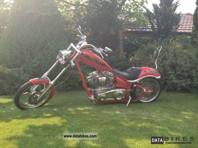2010 Harley Davidson  Big Dog Motorcycle Chopper/Cruiser photo