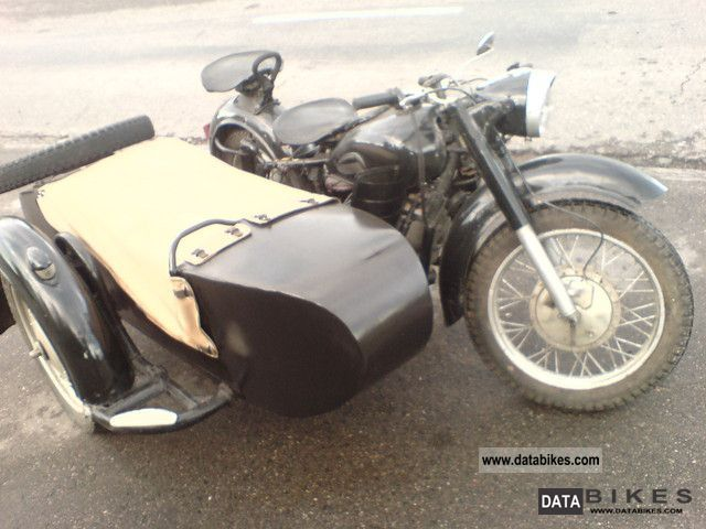 2012 Ural  K 750 Motorcycle Combination/Sidecar photo