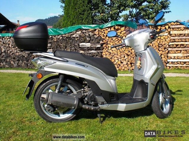 Kymco  People S 200 i 2007 Scooter photo