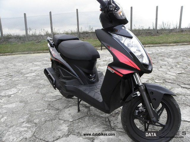 2011 Kymco  Agiliti RS Motorcycle Other photo