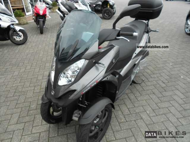 2012 Kymco Go To Quadro 350 With Driver's License