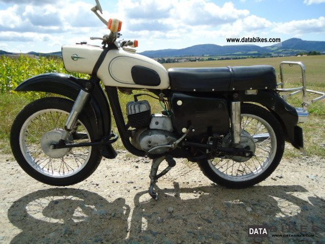 Mz  There are 150 1966 Vintage, Classic and Old Bikes photo