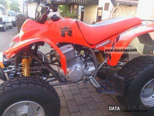 2012 SMC  asphen Motorcycle Quad photo