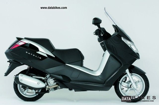 2012 Peugeot  Satelis 500 Motorcycle Scooter photo