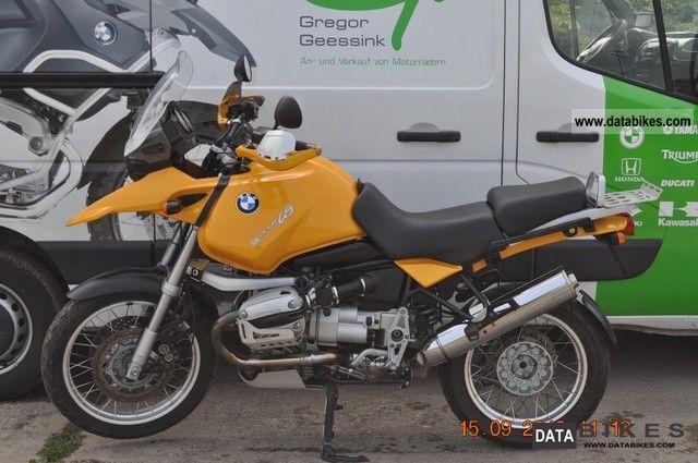 2000 Blata  R 1150 GS Motorcycle Enduro/Touring Enduro photo