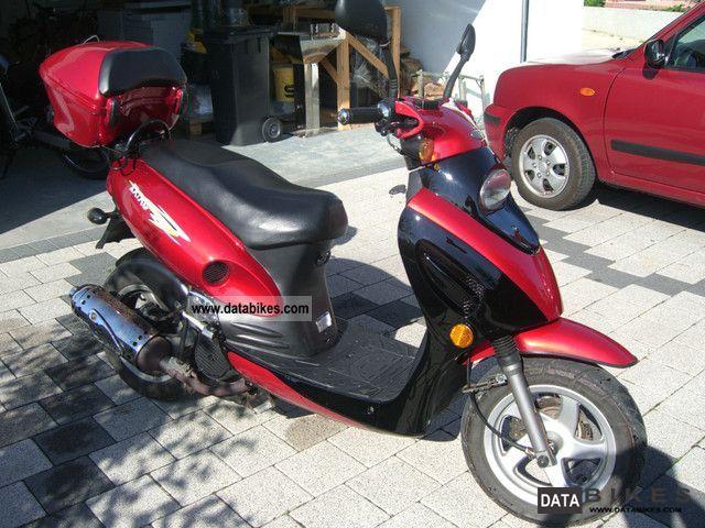 2005 Baotian  125cc Motorcycle Lightweight Motorcycle/Motorbike photo