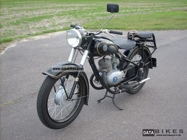 Other  Dürkopp MD 200, with letter and TÜV to 09/2014 1953 Vintage, Classic and Old Bikes photo