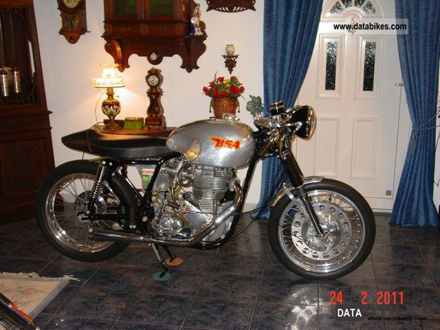 Other  BSA DBD 34 GOLDSTAR CLUBMAN 1959 Vintage, Classic and Old Bikes photo