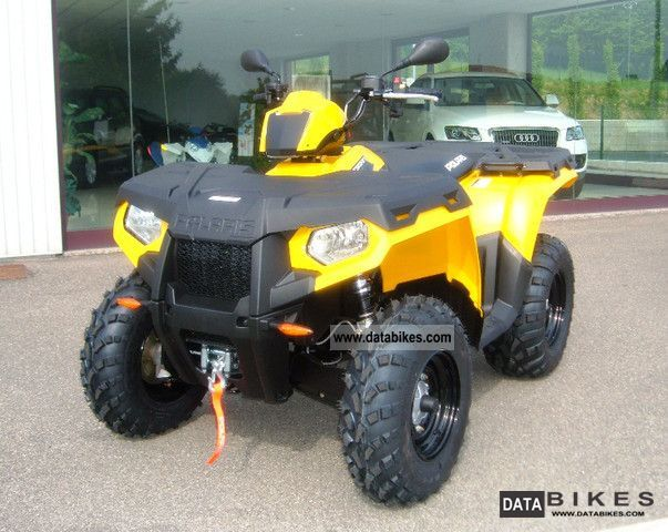 Polaris  SPORTSMAN 500 2012 Quad photo