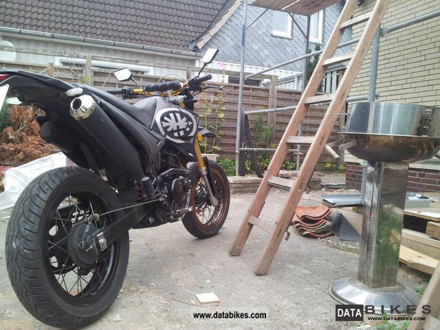 2007 Kreidler  SM Motorcycle Super Moto photo