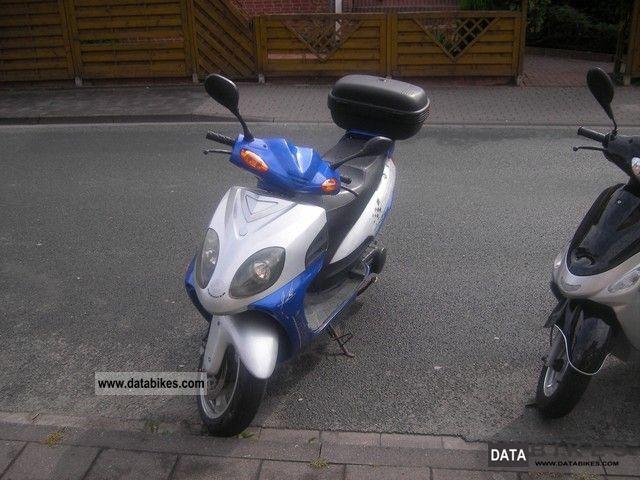 2006 Kreidler  Foil Motorcycle Lightweight Motorcycle/Motorbike photo