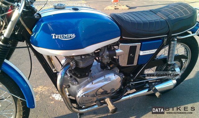1972 triumph motorcycle modelson - photo #18