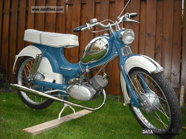 Zundapp  Zündapp Super Combinette 429 1960 Vintage, Classic and Old Bikes photo
