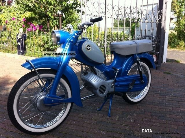 Zundapp  Zündapp C50 SUPER MODEL 441 Restored T 1974 Vintage, Classic and Old Bikes photo