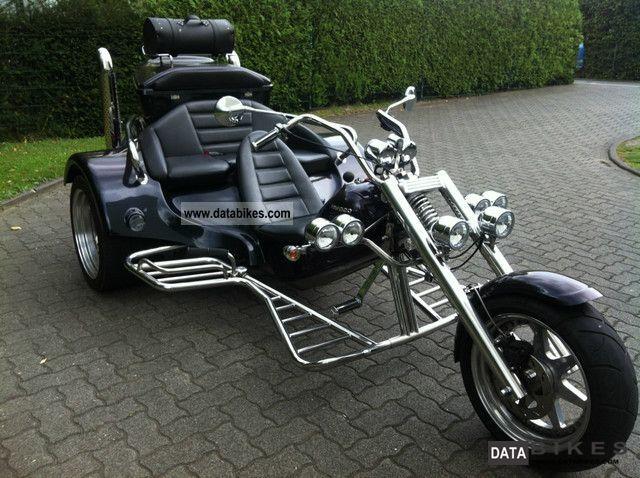 2007 Rewaco  FX1 Family Motorcycle Trike photo