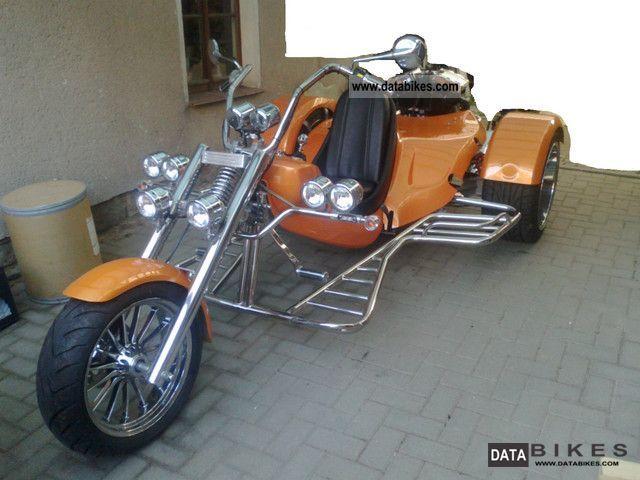 2010 Rewaco  FX-6 Motorcycle Trike photo