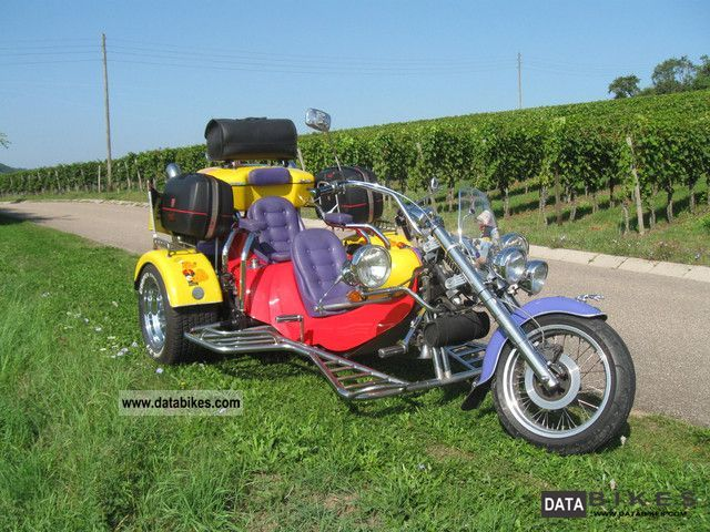 1999 Rewaco  HS 4 Motorcycle Trike photo