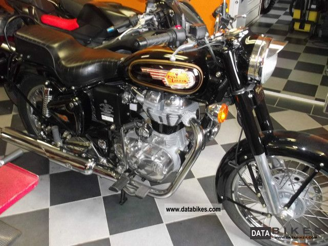 Royal Enfield  Bullet standard EFI 2012 Other photo