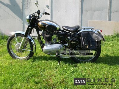 2003 Royal Enfield  Bullet 500 Deluxe Motorcycle Motorcycle photo