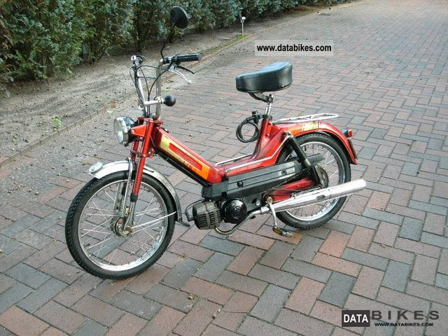 1971 Puch  Maxi S Motorcycle Motor-assisted Bicycle/Small Moped photo