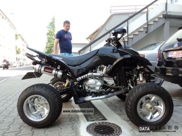 2008 Sherco  QUAD SPYDER 250 Shineray 49kw GERMAN APPROVAL Motorcycle Quad photo