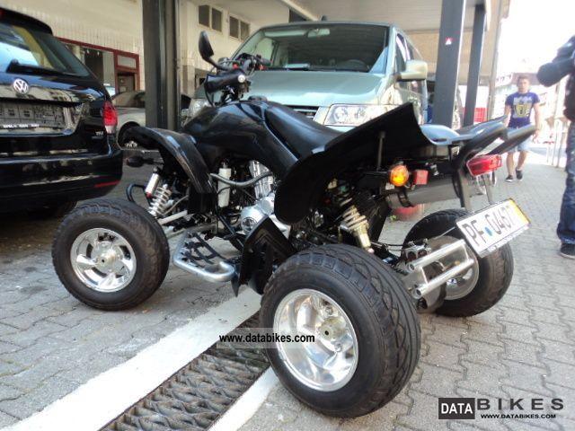 Quad Spyder 250cc Sherco Quad Spyder 250