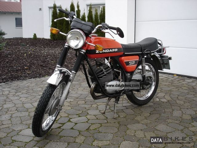 Zundapp  Zündapp KS 125 Sport 1975 Vintage, Classic and Old Bikes photo