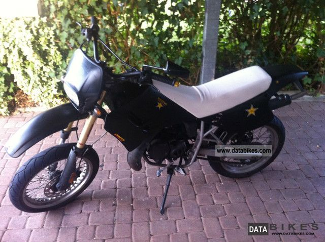 2003 Rieju  rr 50 Motorcycle Motor-assisted Bicycle/Small Moped photo