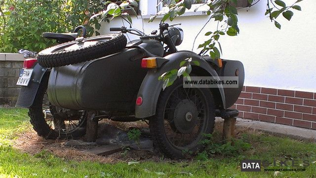 1990 Ural  Dniepr750 Motorcycle Other photo