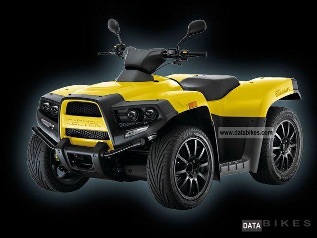 2012 Cectek  Quadrift 500!!!! new!!!! Motorcycle Quad photo