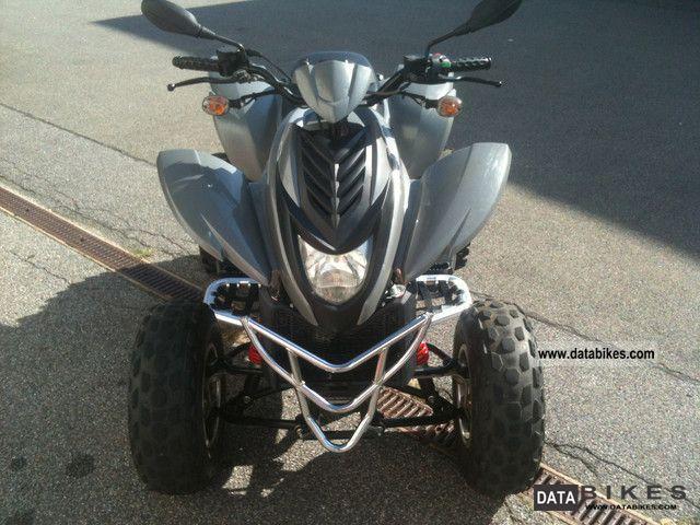 2007 Dinli  801 Motorcycle Quad photo