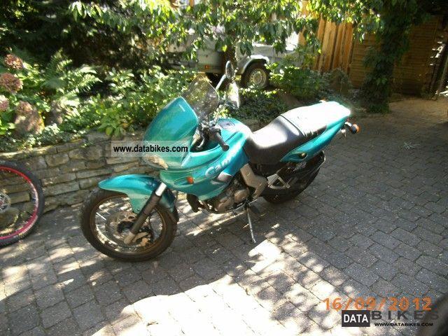 1997 Cagiva  Canyon 600 Motorcycle Enduro/Touring Enduro photo