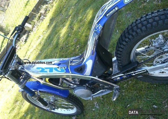 Gasgas  270TXT 2001 Dirt Bike photo