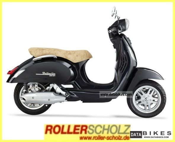 2012 TGB  Bella Vita 125 EFI delivery nationwide Motorcycle Motor-assisted Bicycle/Small Moped photo