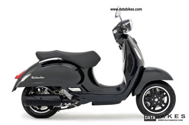 2012 TGB  Bellavita F.I. 125 Motorcycle Scooter photo
