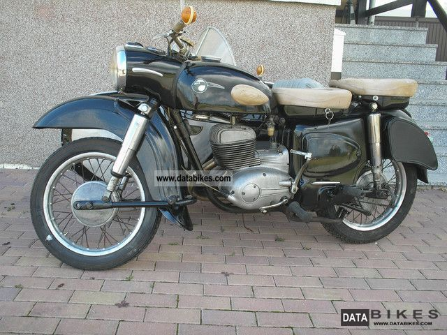 Mz  ES 250-0 1961 Vintage, Classic and Old Bikes photo