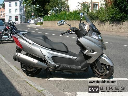 Kymco  MyRoad 700 2012 Scooter photo