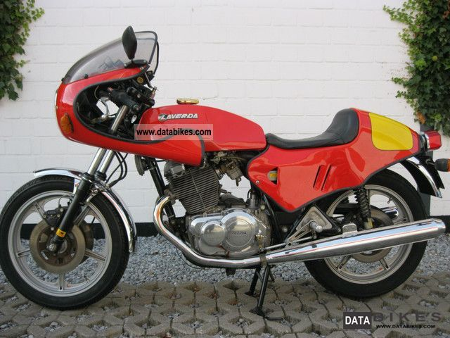1983 Laverda  SFC 500 (one of 50) Motorcycle Sports/Super Sports Bike photo